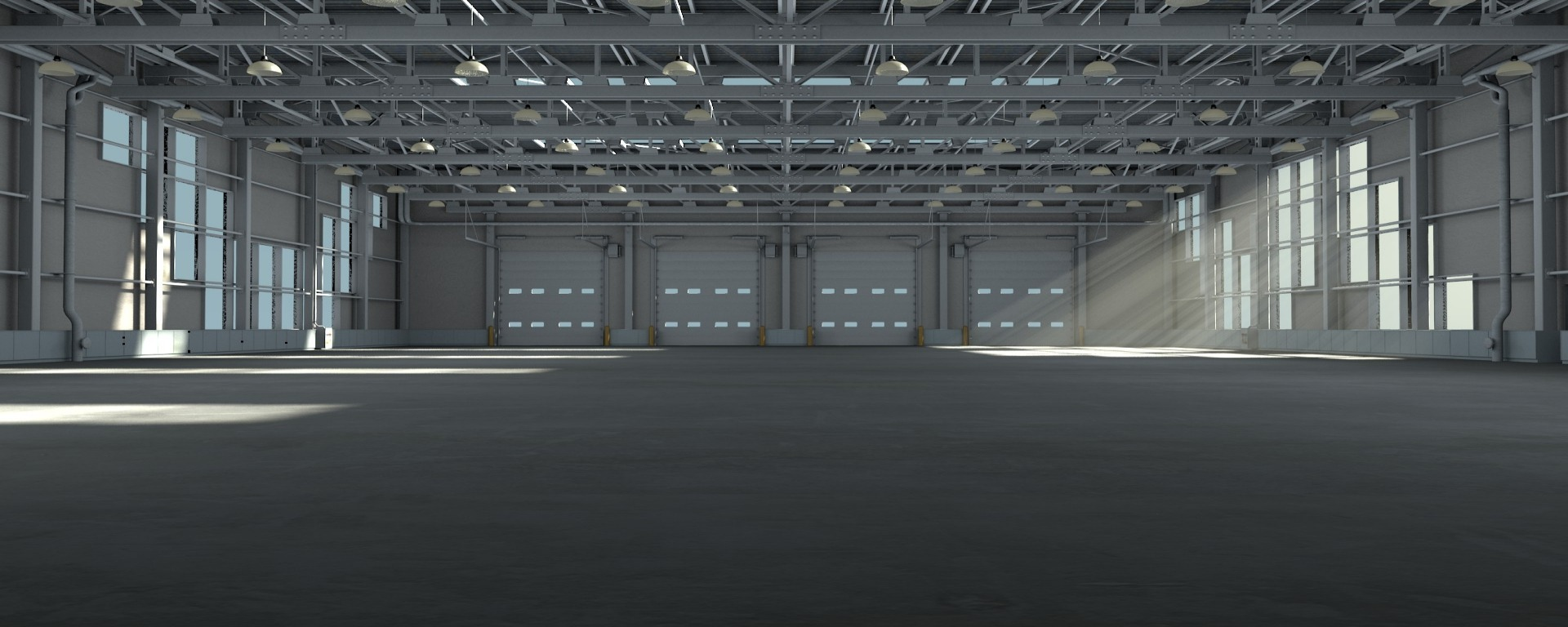 Flexible Warehouse Space for lease