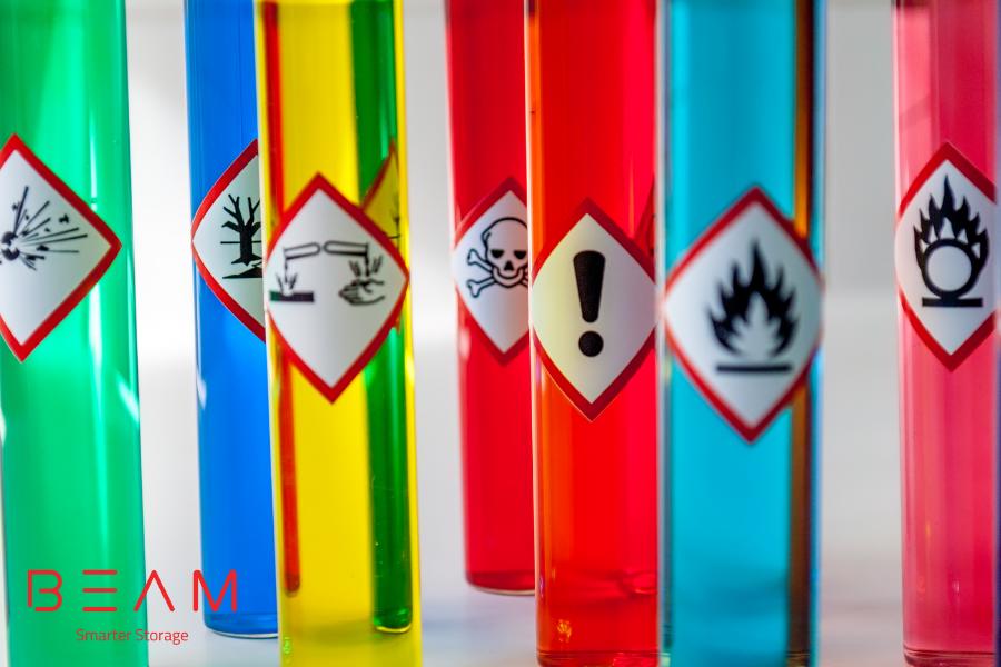 Handy Tips for Valet Storage - dangerous items